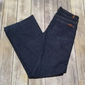 7 For All Mankind Dojo's size 27